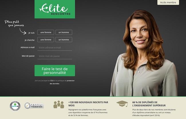 Avis sur Elite Rencontre : tout savoir sur les services d'Elite Rencontre