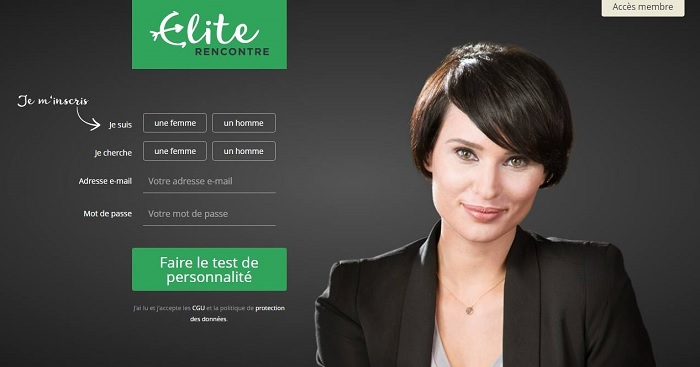 Site de rencontre elite