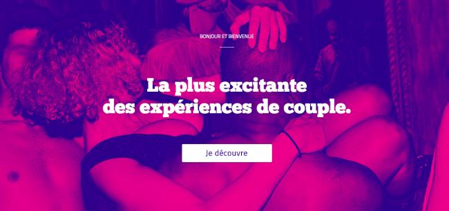 trouver une soirée échangiste en France