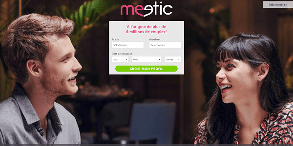 profil meetic