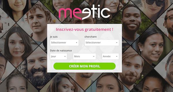 meetic gratuit pour les hommes