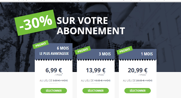 tarif meetic payant