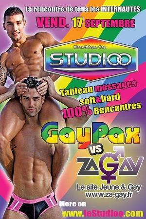 soirée lgbt gaypax