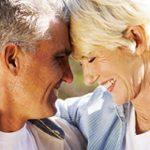 couple senior divorce