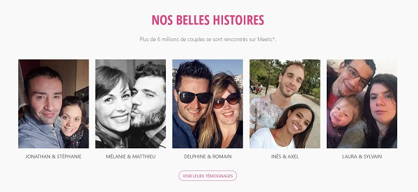 couple meetic premium