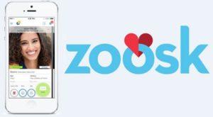 application zoosk résultats