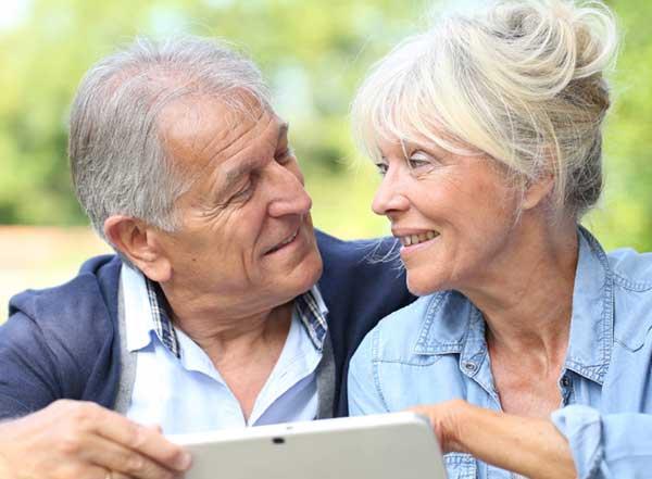 trouver l'amour passé 50 ans