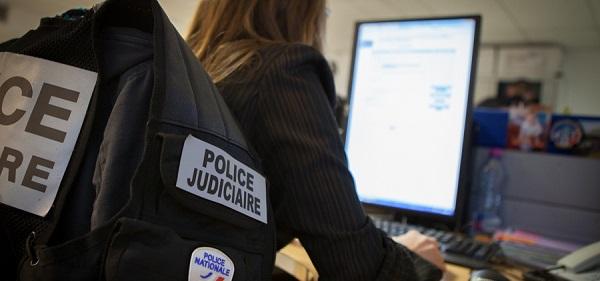 police arnaque en ligne