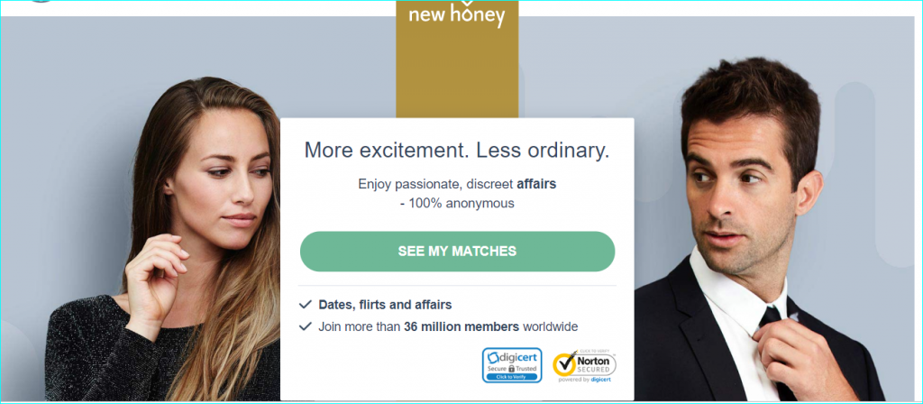 Comment s'inscrire sur New Honey ?