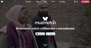 Muzmatch - application de rencontre entre musulmans