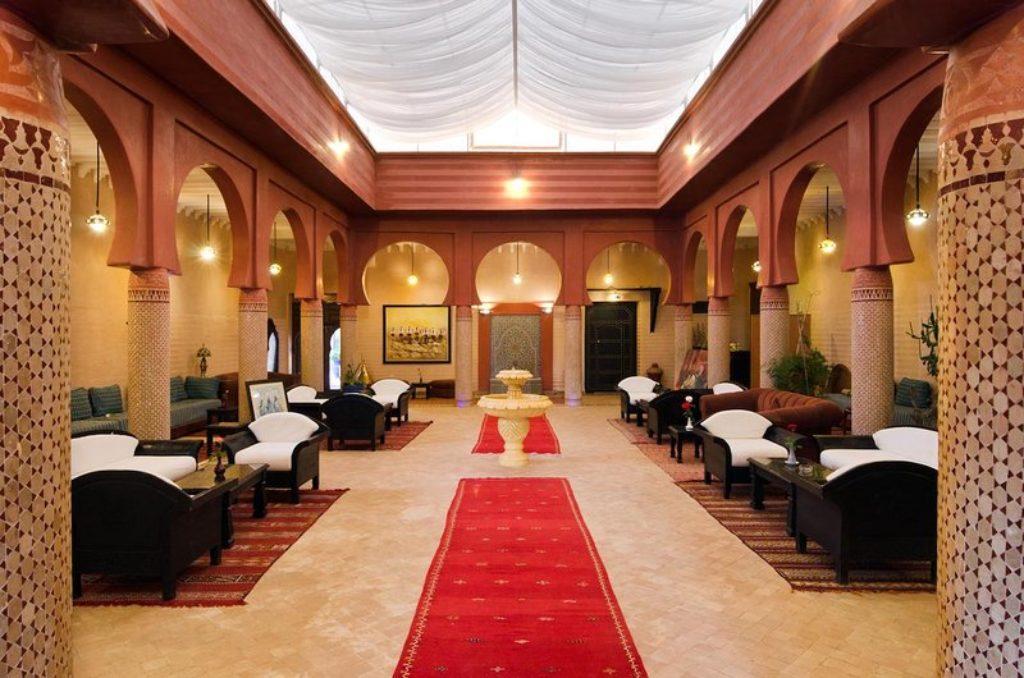 hôtel libertin L'essenCiel au Maroc